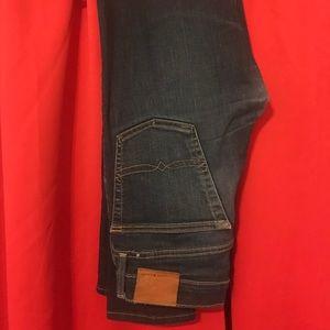 Lucky Brand Jeans Rebel Super Skinny! W 31 L 32